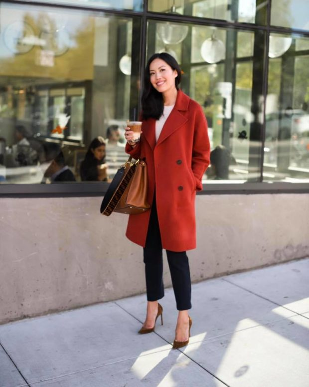18 Stylish Looks To Inspire Your Outfits This November