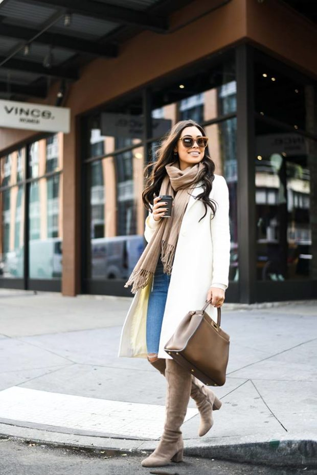 15 Ways to Transition Your Wardrobe from Fall to Winter