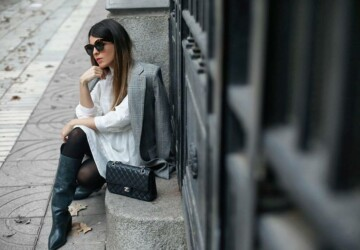 15 Perfect Winter Outfits to Copy Right Now - winter outfits, winter outfit ideas with boots, winter outfit ideas, outfit for cold weather