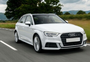 The Audi A3 - quattro, cars, audi a3, audi