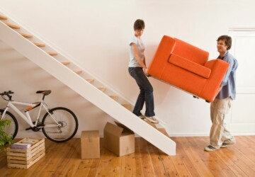 5 Essential Things To Do When Moving - to do list, packing, moving, fragile items, declutter, box