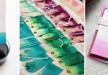 Colorful Dye DIY Projects - Dye DIY Projects, dye, diy projects, Colorful Dye DIY Projects
