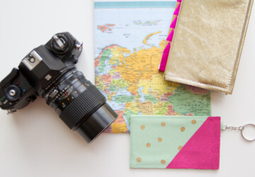 18 DIY Projects For The Travel Obsessed - DIY Travel cfarts, DIY Projects For The Travel, diy projects, Best Places to Travel