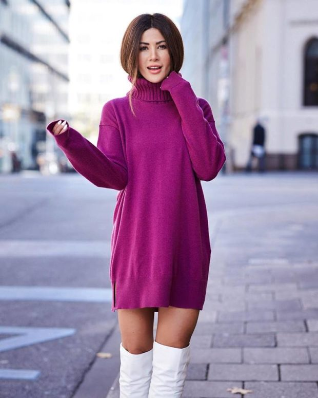 15 Outfit Ideas to Get You Through the Long Winter in Style (Part 1)