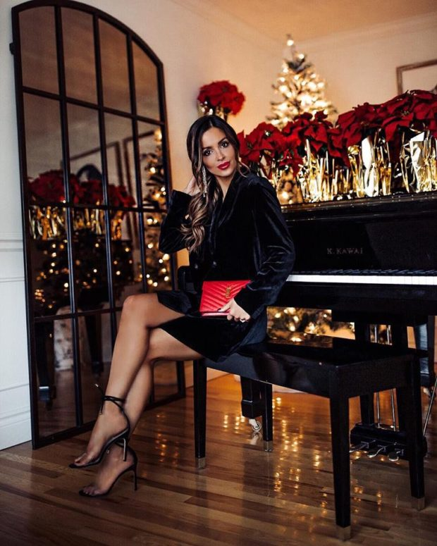 15 Chic New Years Eve Outfit Ideas   What to Wear on NYE (Part 1)