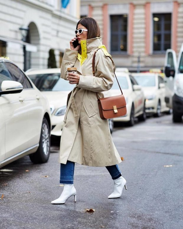 15 Winter Fashion Outfits for Looking Good When It's Too Cold to Deal
