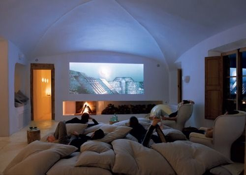 Turn Any Spare Room Into A Home Theater With These 5 Steps