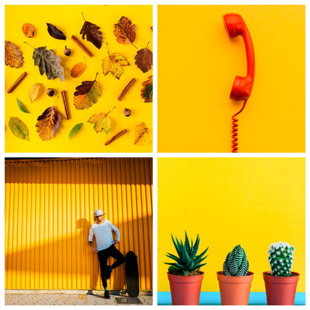A Color-Based Approach to Selecting Images for Your Project - photography, images, deposit photos