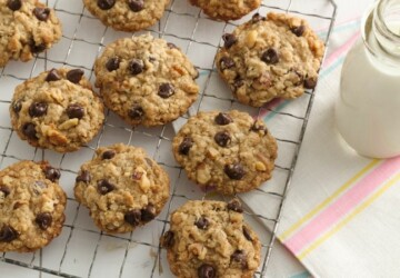 Best Ever Oatmeal Cookies Recipe - Oatmeal Recipe, Oatmeal Cookies Recipe, Oatmeal Cookies, oatmeal, Cookies Recipes, Cookies Recipe