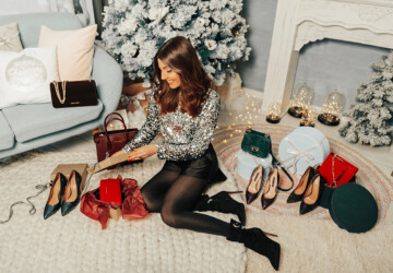 15 New Year's Eve Outfits Guaranteed to Get You Noticed - New Year's Eve Outfits, New Year's Eve Outfit Ideas, New Year's Eve Outfit