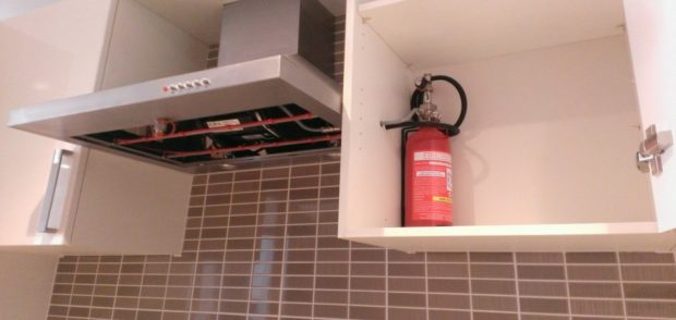 What are Your Home Fire Suppression Options?