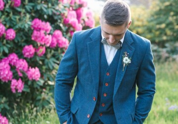 The Top Trends for Grooms in 2019 - Trend, men, groom, fashion, 2019