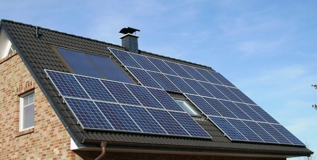 How to Make Your Home More Sustainable - windows, solar panels, home