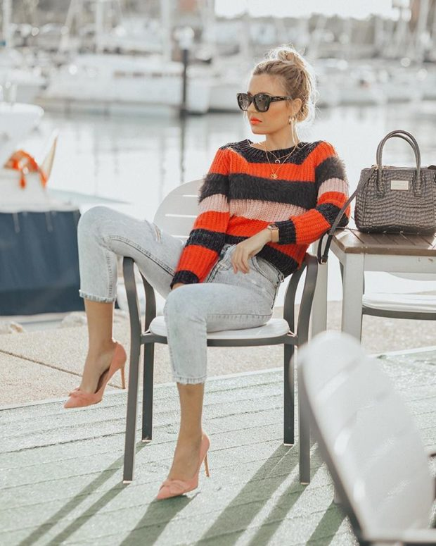 15 New Ways to Style Your Sweater (Part 2)