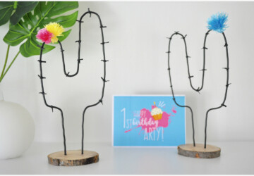 14 DIY Cactus-Inspired Projects (Part 1) - diy projects, DIY Cactus-Inspired Projects, DIY Cactus