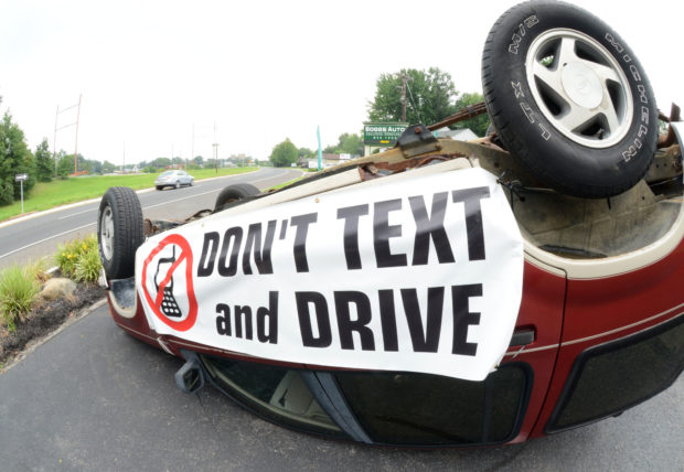 The Top 4 Ways to Prevent Car Accidents Due to Distracted Driving - prevent, education, distracted driving, car accident, car