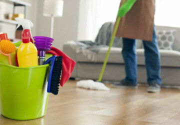 5 Benefits to Hiring a Housekeeper - housekeeper, home cleaning, free time, custom cleaning, cleaning, benefits