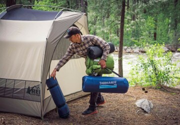 4 Best Camping Mattress Brands - twin, outdoor, memory foam, mattress protector, mattress, intex, Camping, airbed