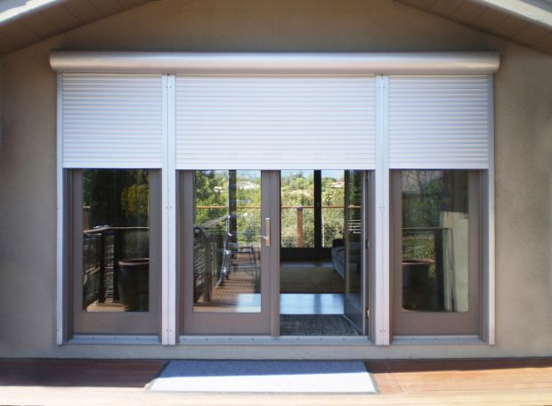 Awnings & Shutters - Great Looking AND Energy Savings -- Year Round! - Shutters, rolling shutters, home design, energy savings