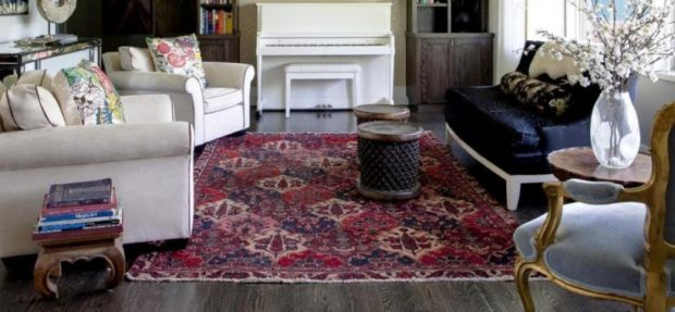 Why A Living Room Must Have A Rug   3 Reasons