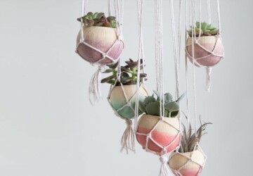 Refresh Your Space With a Plant DIY - DIY Planters, DIY Plant Support, DIY Plant Labels and Markers