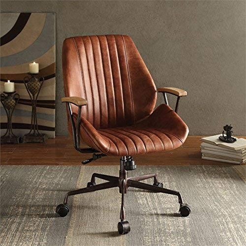 Five Extravagant Leather Office Chairs for your Home Office - office chair, leather, Home office, furniture, executive chair, coffee leather, chair