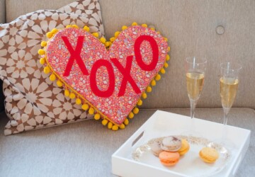 15 Easy Adorable DIY Valentine's Day Gifts - DIY Valentine's Day Home Decor Ideas, DIY Valentine's Day Gift, diy Valentine's day gifts, diy Valentine's day