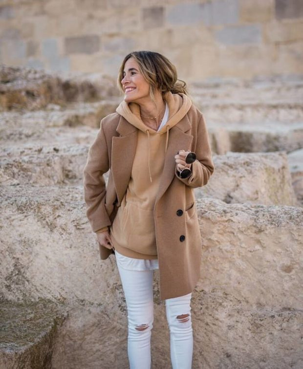 Winter Neutrals: Chic Camel Clothing for Cooler Weather