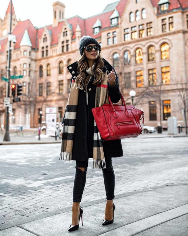 15 Cold Weather Outfit Ideas for Every Day in February