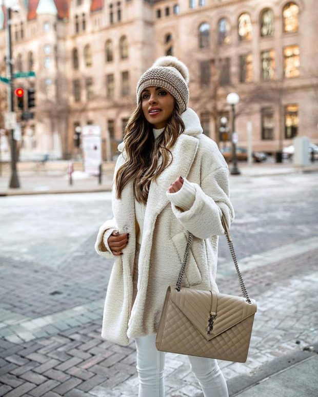 Chic Outfits That Take Winter Wear To A Whole New Level (Part 1)