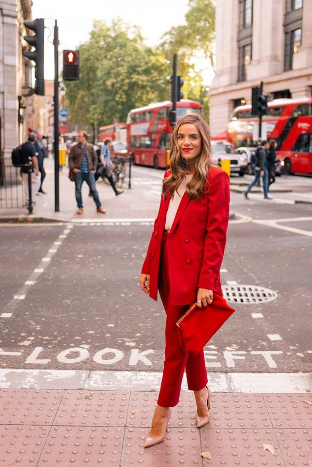 15 Ways to Wear Red   Valentines Day Outfit Ideas