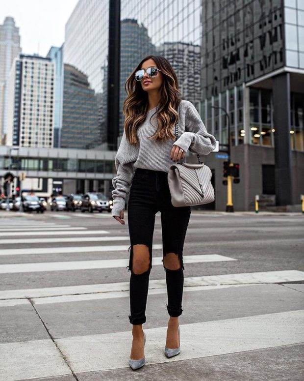 Chic Outfits That Take Winter-Wear To A Whole New Level (Part 2)