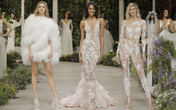 10 Wedding Dress Trends You Should Know for 2019