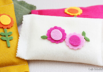 20 DIY Felt Craft Projects (Part 2) - diy projects, DIY Felt Craft Projects, DIY Felt Craft Project, DIY Felt Craft, DIY Felt, diy crafts