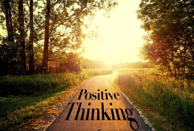 """The Power of """"Positive Thinking"""" - positively, positive thinking, pleasant, optimists, negative words, negative thoughts, inspirational books, influence, happiness, favorable, do sports"""