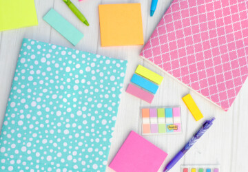 15 Customizable DIY Notebook Covers (Part 2) - DIY Notebook Ideas, DIY Notebook Covers, DIY Notebook Cover, DIY Notebook