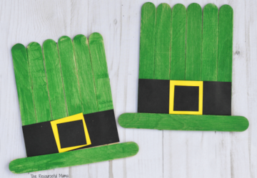 15 St. Patrick's Day Leprechaun Crafts for Kids (Part 1) - St. Patrick's Day Leprechaun Crafts for Kids, St. Patrick's Day Leprechaun Crafts, St. Patrick's Day Leprechaun, St. Patrick's Day Crafts For Kids, St. Patrick's Day Crafts, St. Patrick's Day, DIY St. Patrick's Day