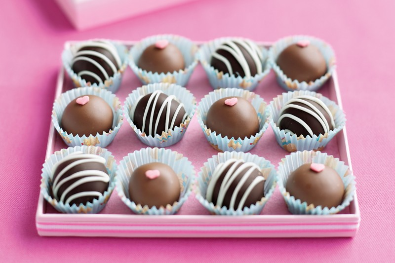 Valentine S Day Prep 15 Diy Truffle Recipes Part 2