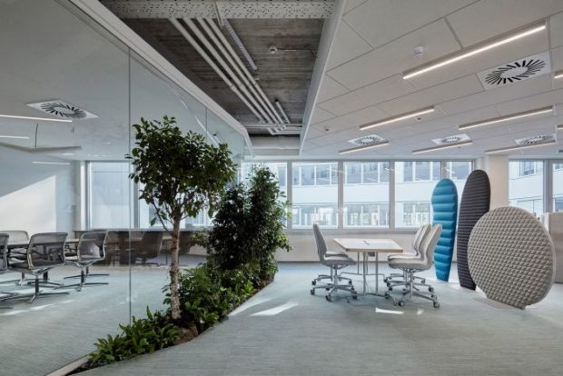 5 Types Of Furniture For Green Office Buildings - office, material, green office, furniture, cork, bamboo