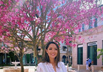 15 Spring Outfit Ideas We're Already Taking Out for a Spin - spring stripes outfit ideas, spring street style, spring outfit ideas, Early Spring Outfit Ideas