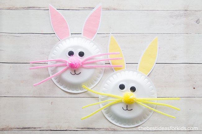 15 Cute And Fun Easter Crafts For Kids Part 2 Style Motivation