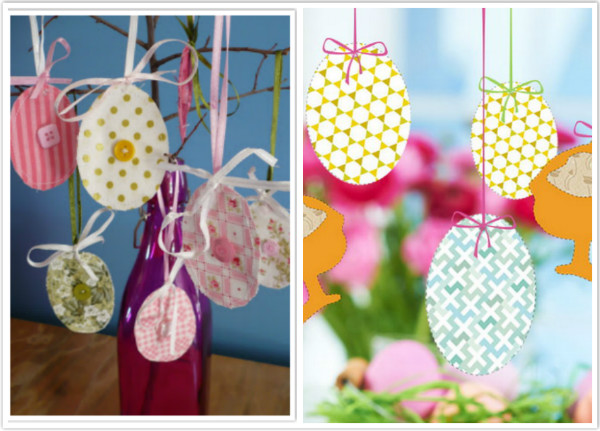 15 Impressive Diy Easter Decorations Style Motivation