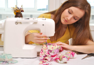 6 Sewing Machine Ideas for Beginners - zipper, sewing machine, sewing, Beginners