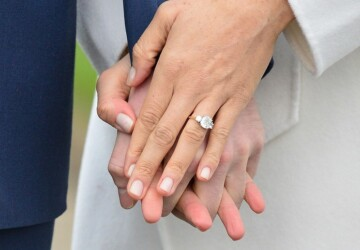 How To Choose Your Engagement Ring - style, size, shape, ring, jewelry, engagement, diamond