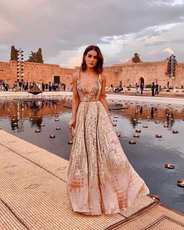 kostenlos 18 Gorgeous Wedding Guest Dresses for Spring/Summer 2019 Einfach