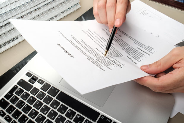 5 Tips to Building a Resume