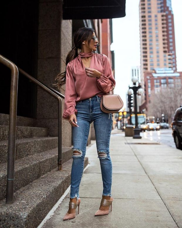 15 Beautiful Spring Outfits Ideas That you Must Try in 2019