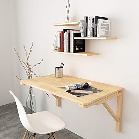 Top 10 DIY Desk Ideas On Reddit - wooden pallet, wall-mounted, murphy, l shaped, furniture, Farmhouse, double side, diy, desk, corner, aluminium