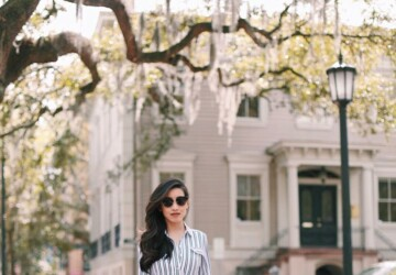 What To Wear This Spring 2019: 15 Great Outfit Ideas - spring street style, Pencil Skirt spring outfit, Early Spring outfit