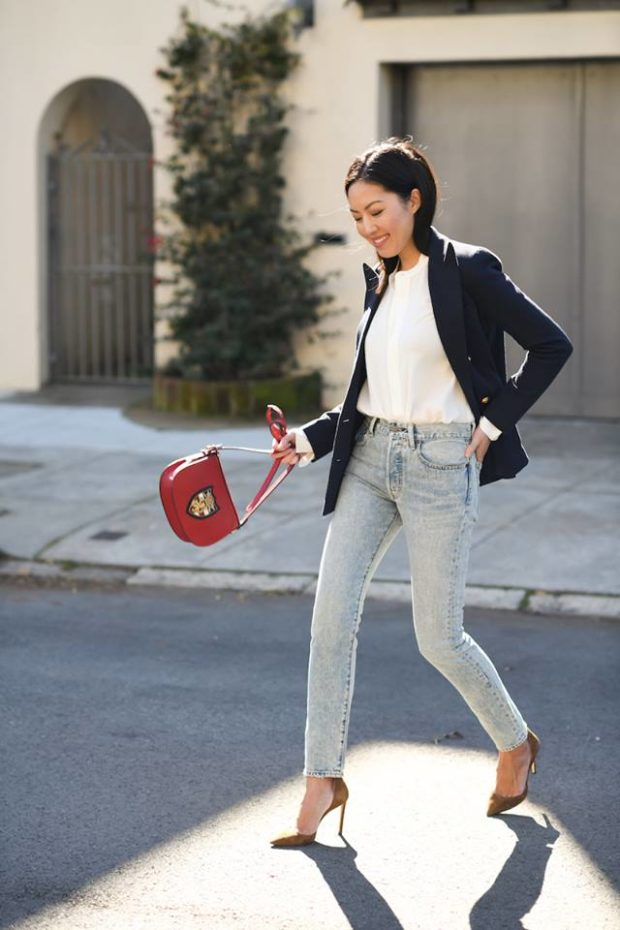 16 Statement Jeans to Upgrade Your Spring 2019 Outfit